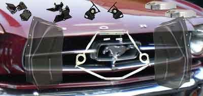 1966 Mustang Parts >> 64 66 Mustang Parts